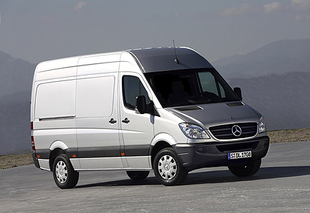 Opony do Mercedesa Sprinter