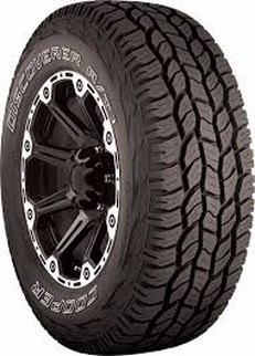 opony terenowe Cooper 225/75R16 DISCOVERER AT3