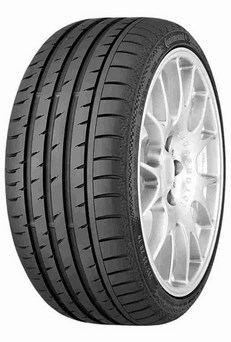 opony osobowe Continental 255/35R18 CSC 3