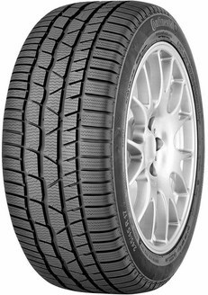 opony osobowe Continental 225/55R17 TS830P *