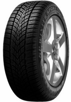 opona Dunlop 255/35R19 SP WINTER