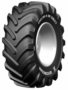 opony przemysłowe Michelin 495/70R24 19.5 LR24