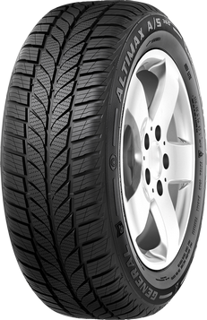 opony osobowe General 205/55R16 Altimax A/S