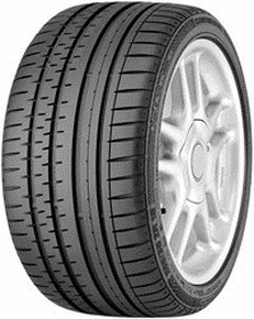opony osobowe Continental 255/45R18 CONTISPORTCONTACT 2