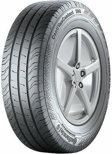 opony dostawcze Continental 205/65R15 VANCONTACT 200