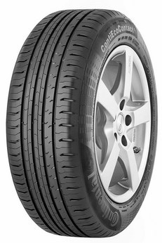 opony terenowe Continental 235/60R18 CONTIECOCONTACT 5