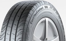 opony dostawcze Continental 215/75R16C CONTIVANCONTACT 200
