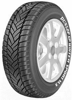 opona Dunlop 215/45R17 SP WINTER
