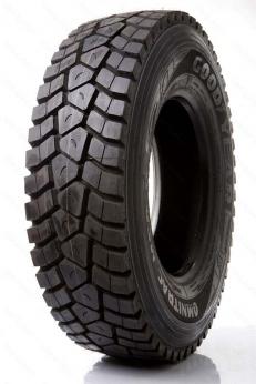 opony ciężarowe Goodyear 315/80R22.5 OMNITR MSD2