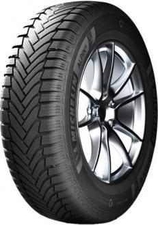 opony osobowe Michelin 205/55R17 ALPIN 6