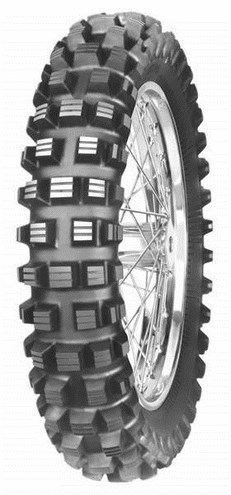 Mitas 120//90-19 66N TT Motorradreifen