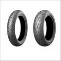 opona Bridgestone 100/90-14 SC1 Wzmocniona