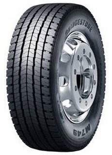 opony ciężarowe Bridgestone 295/60R22.5 V-Steel Mix