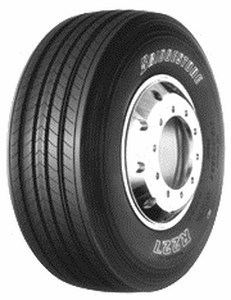 ciężarowe Bridgestone 205/75R17.5 124/122M R227