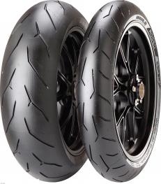 opony motocyklowe Pirelli 120/70 ZR17 DIABLO