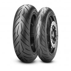 motocyklowe Pirelli 120/70-12 DIABLO ROSSO
